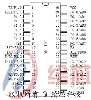 stc89c52蜂鸣器电路图