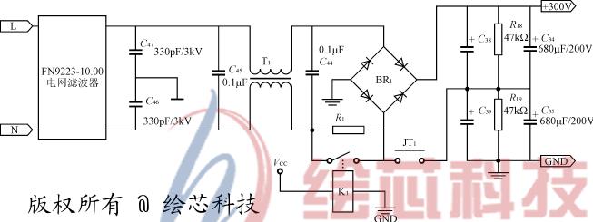 基于tl494r 4~16v开关稳压电源的设计