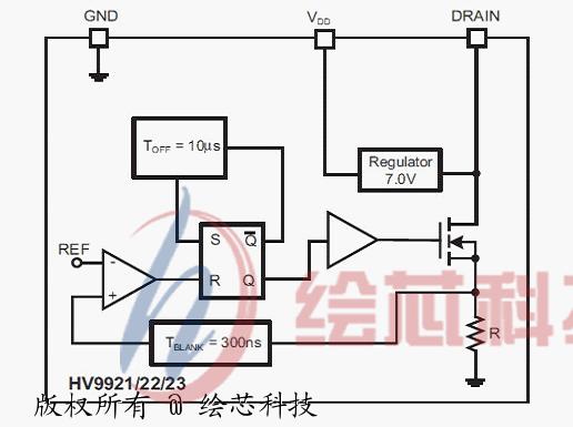 led节能灯驱动电路设计