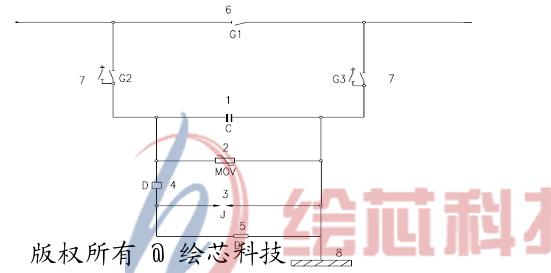 电路 电路图 电子 户型 户型图 平面图 原理图 551_273